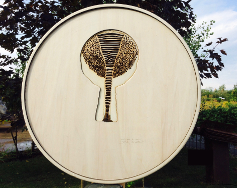 the tree of life - wood, diameter = 30-70cm - 1000eur